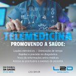 A telemedicina é uma ferramenta inovadora para promover a saúde